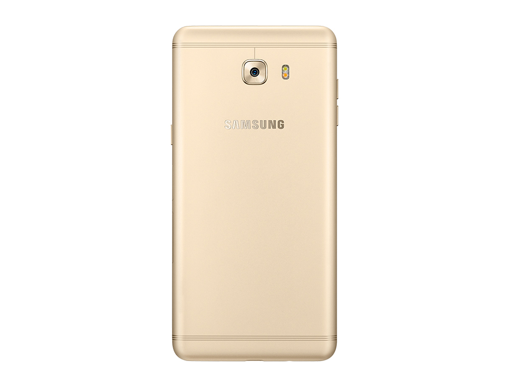 Samsung Galaxy C9 Pro rear view