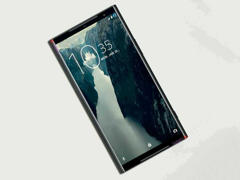Sony Xperia XZ1 plus