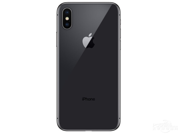 iPhone X Rear view