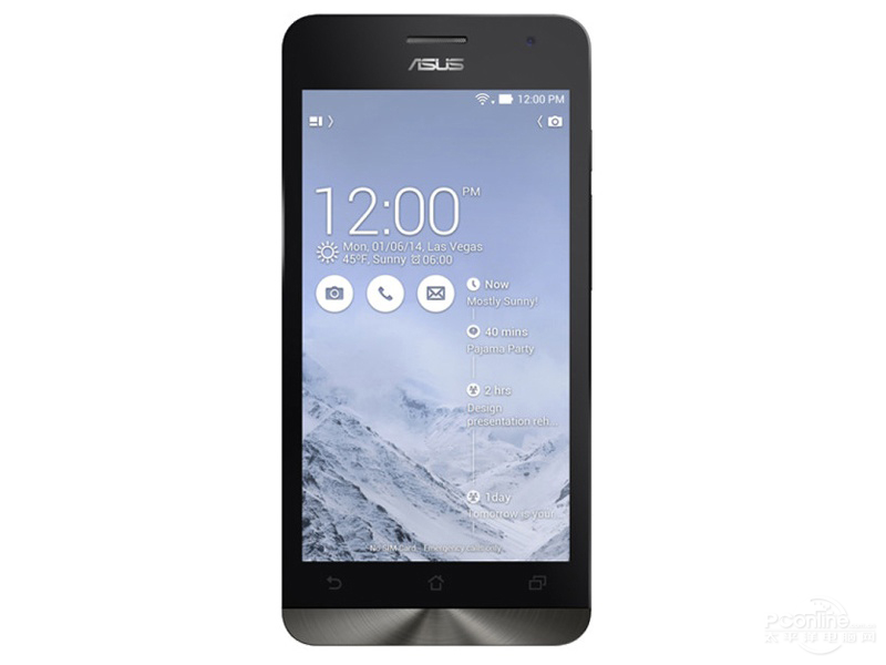 ASUS ZenFone 5 4G Edition front view