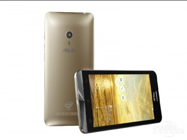 ASUS ZenFone 6 gold color