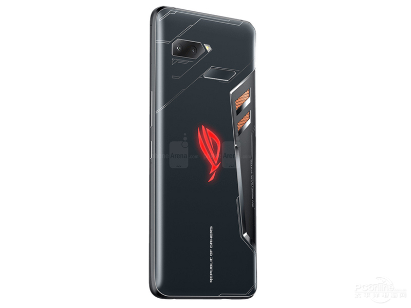 ASUS ROG Phone rear view