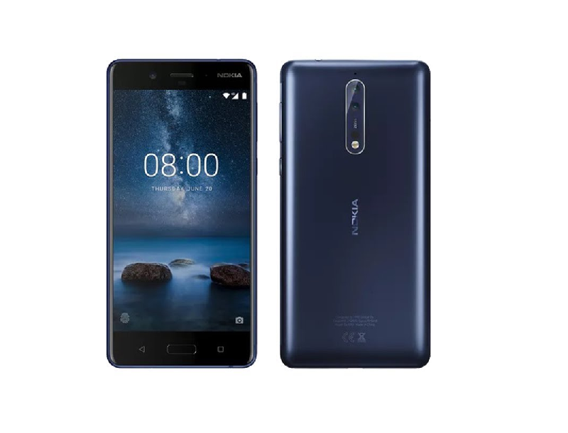 Nokia 9 Android smart phone