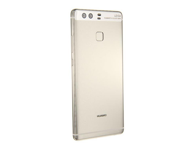 Huawei P9 Plus rear view