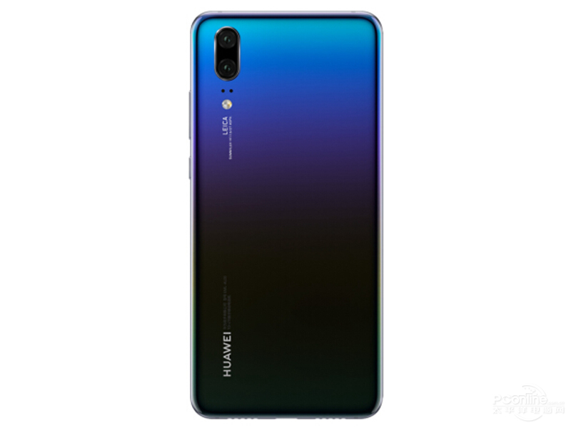 Huawei P20 rear view