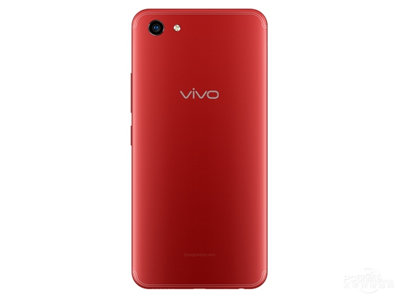 Vivo Y81s rear view