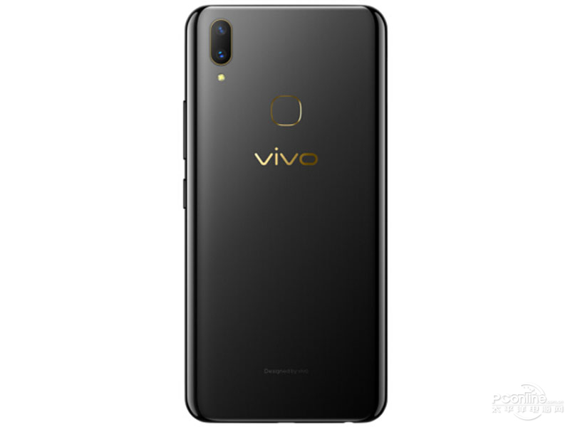 Vivo Y85 rear view