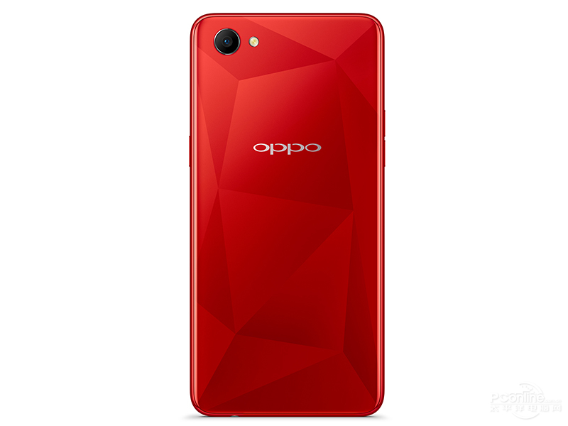 OPPO A3 rear view