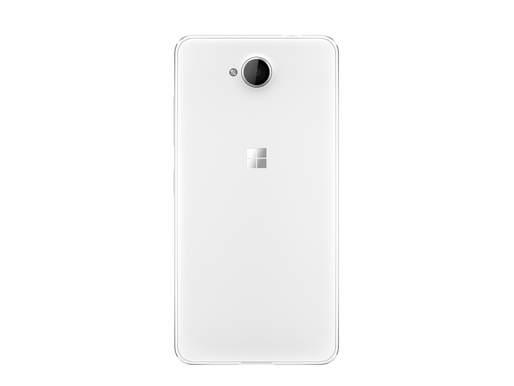 Microsoft Lumia 650 rear view