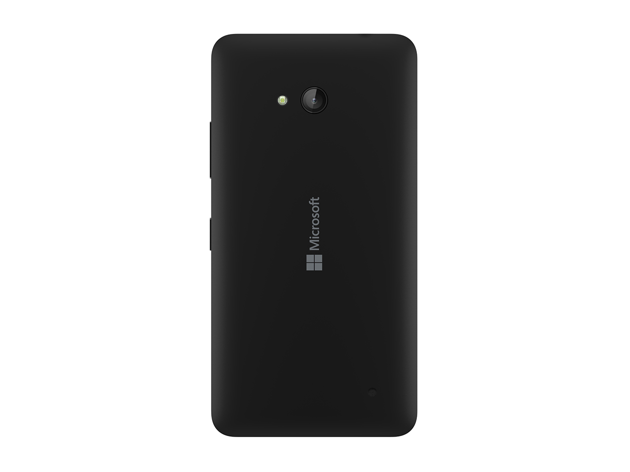 Microsoft Lumia 640 rear view