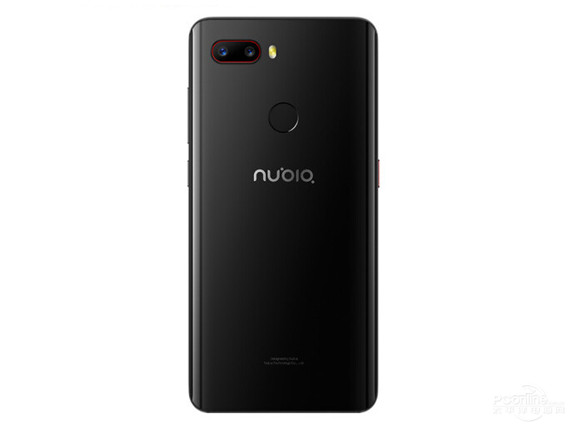 Nubia Z18 mini rear view