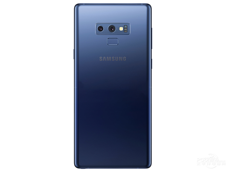 Samsung Note 9 rear view