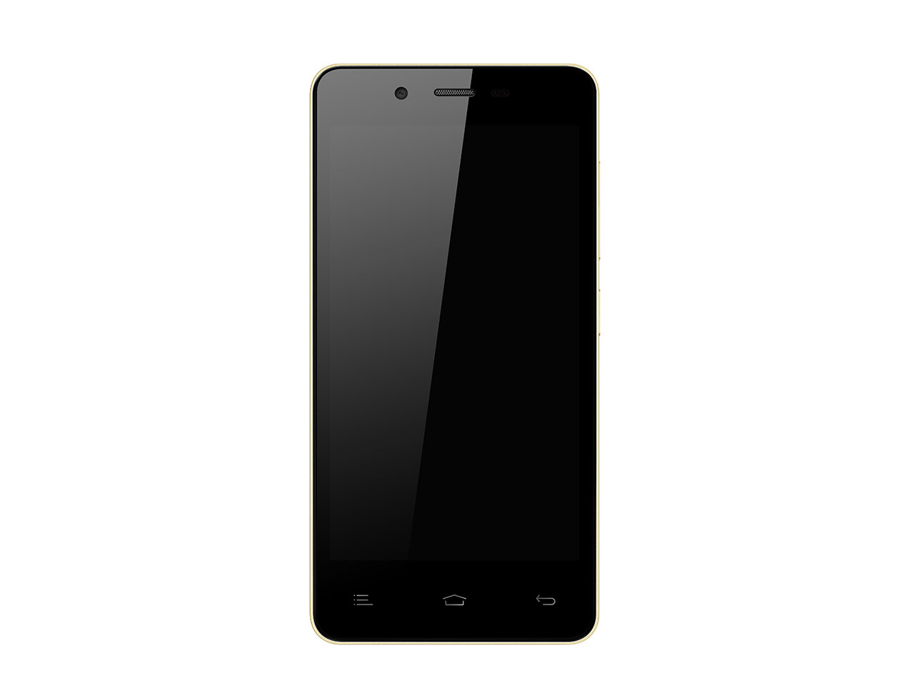 Gionee V183 front view