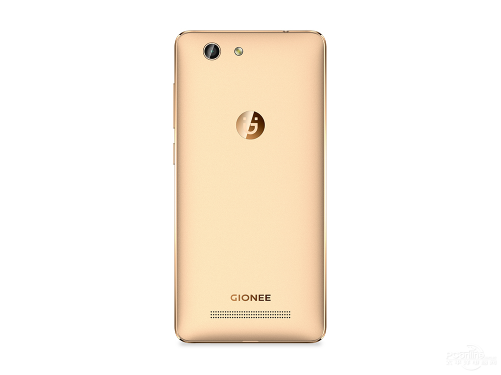 Gionee F306 rear view