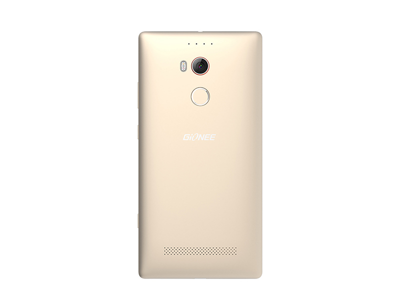 Gionee E8 rear view