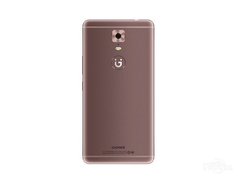 Gionee M6 rear view
