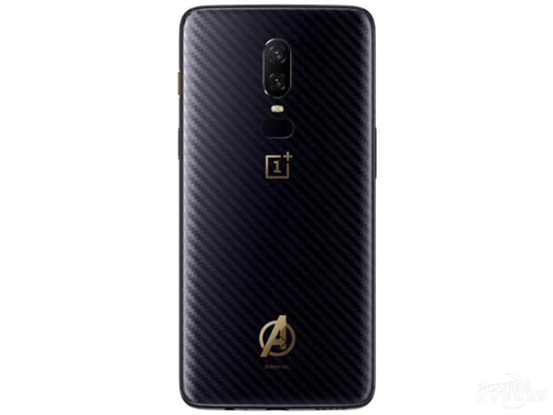 Oneplus 6 rear view
