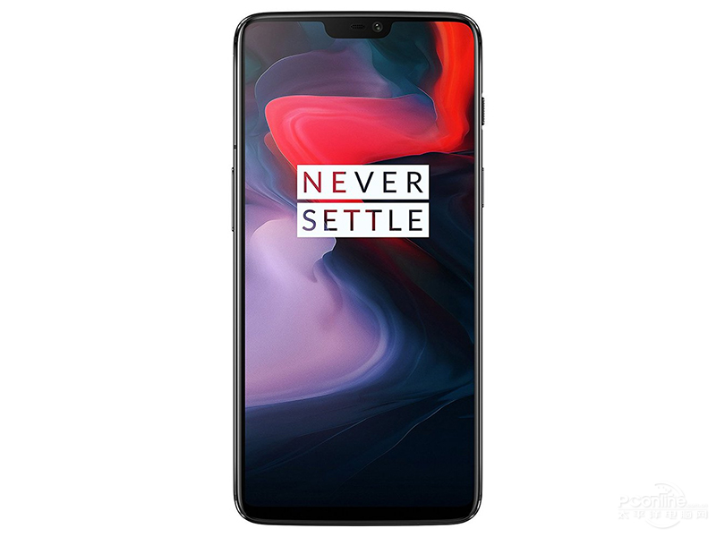Oneplus 6 front view