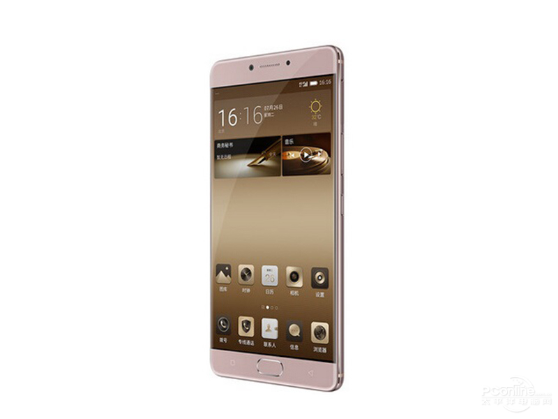 Gionee M6 mobile 45 degree