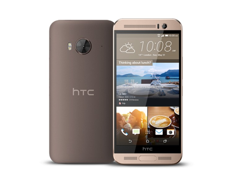 HTC One ME gold