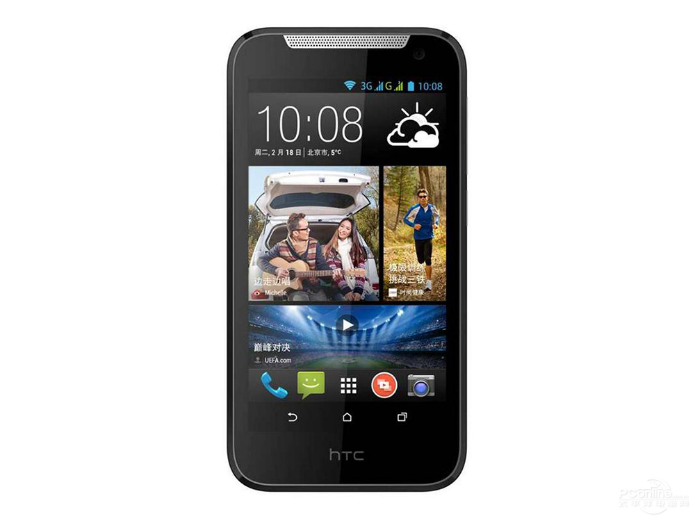HTC Desire 310 front view