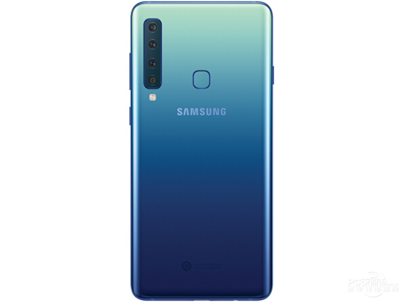 Samsung A9s rear view