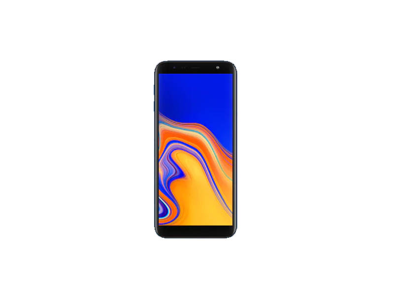 Samsung Galaxy J4 plus front view