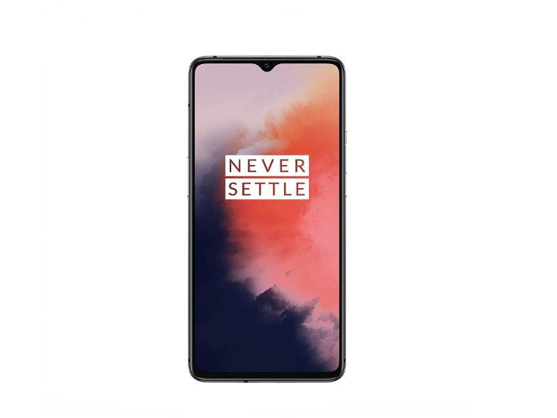 Oneplus 7T_Frosted silver colour